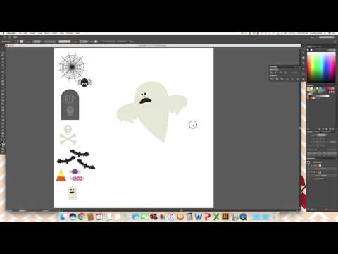 How To Create Ghost in Illustrator