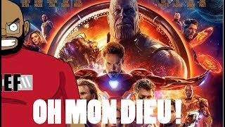 Infinity War Trailer Reaction