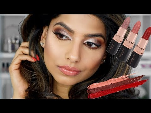 JLo x Inglot Makeup Collection Review & Demo