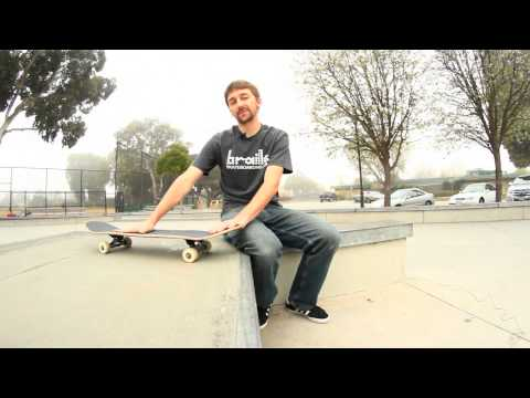 HOW TO OLLIE WHILE RIDING THE EASIEST WAY TUTORIAL!