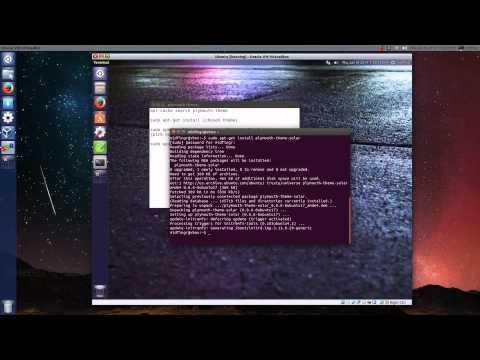 How To Change the Boot Screen in Ubuntu