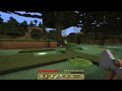 Where to find Lily Pads - Minecraft