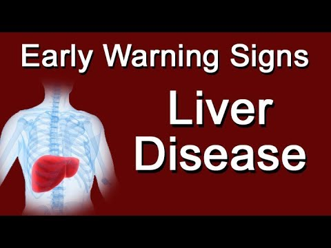 Early Warning Signs Of Liver Disease