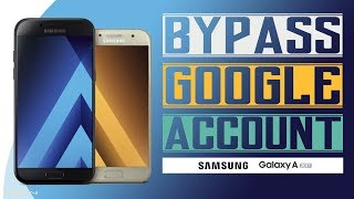 remove google account on samsung galaxy a5 2017 a520 android