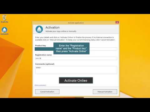 Online Activation for Backup4all