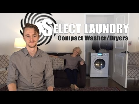 Select Laundry -- Washer/Dryer Combo's