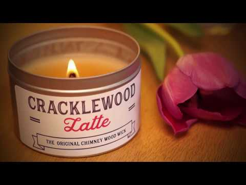 Cracklewood Wood Wick Candle