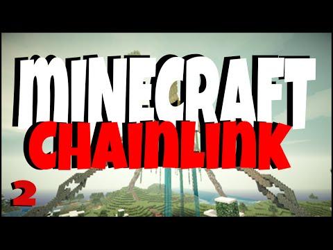 Minecraft Chainlink Adventure | CHICKEN PET | Part 2