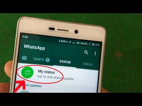 Whatsapp Latest Features And Tricks 2017 | Whatsapp New Update Status