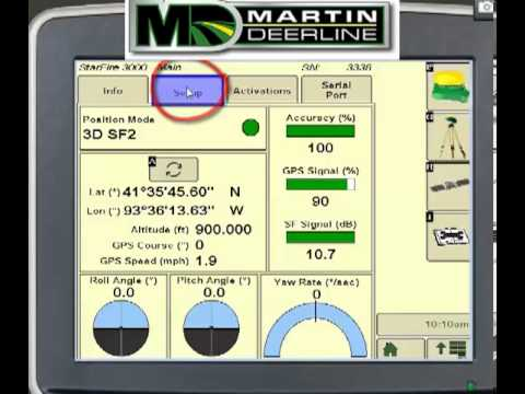 TCM calibration