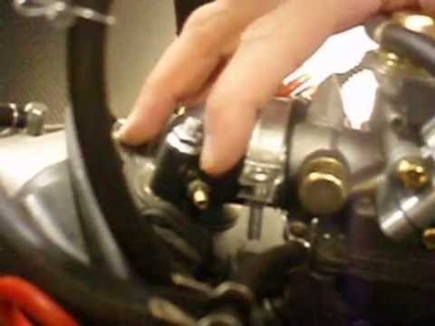 How to Correct Poor Vacuum Supply on a 150cc Go-Kart From FamilyGoKarts.com