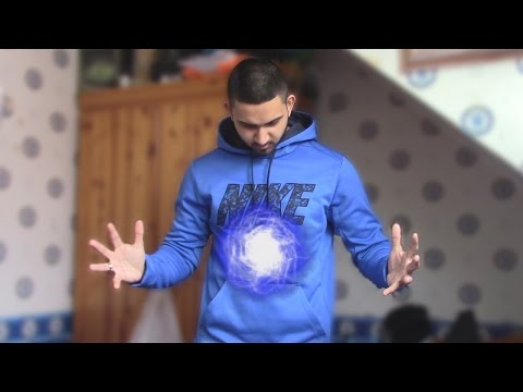 How To: Make Energy Ball Effect in Sony Vegas