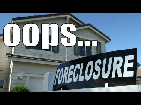 Bank Repo's Wrong House, Sells Stuff Anyway, Doesn't Care