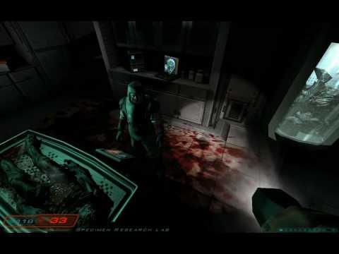 Let's play Doom 3 - (Part 47)