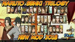 download naruto senki mod boruto full character