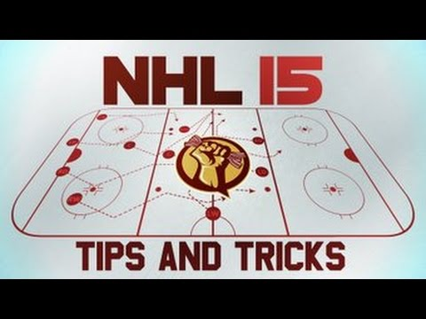 NHL 15 Tips - HOW TO SCORE (FULL GUIDE)