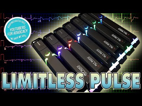 Daily Vape TV - Limitless Pulse Review
