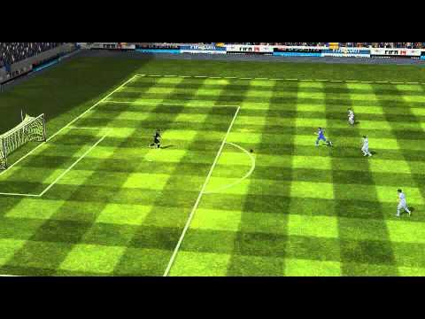 FIFA 14 Android - Besiktas VS Zenit