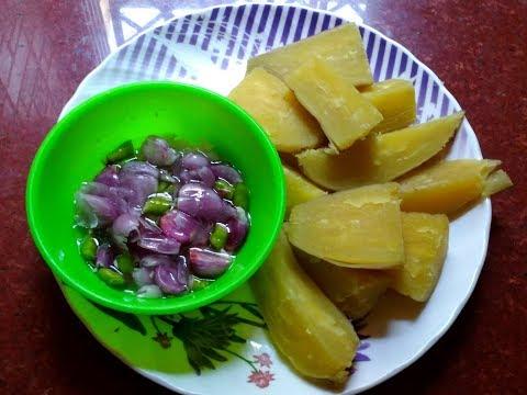 Sweet Potato / മധുരക്കിഴങ്ങ് / No - 276