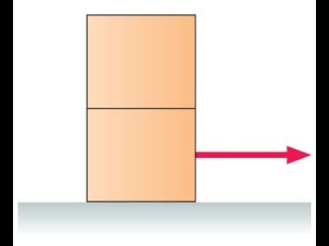 Don't Slip that Block! Calculate Force (max horizontal) using static friction