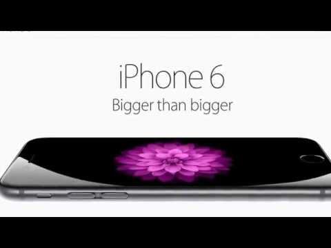 New Apple iPhone 6 - iPhone 6 Plus   Presentation & Features,Price List & Trailer latest