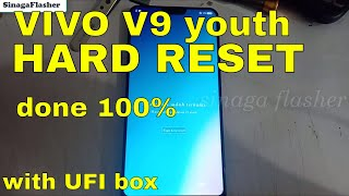 FIRMWARE VIVO V9 & V9 Youth - Test Point EDL Mode 9008