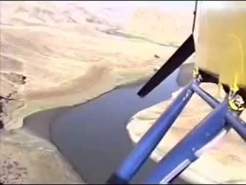Dead Stick Takeoff, flight and landing.