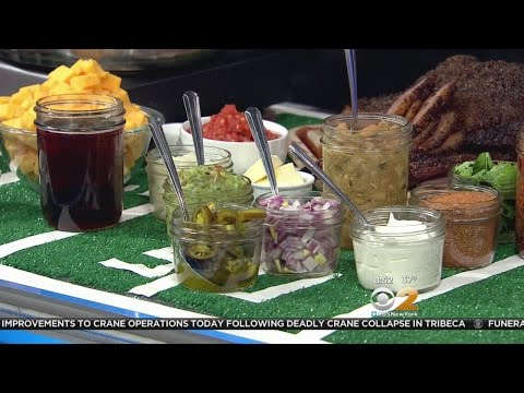 Super Bowl Recipes: Nachos