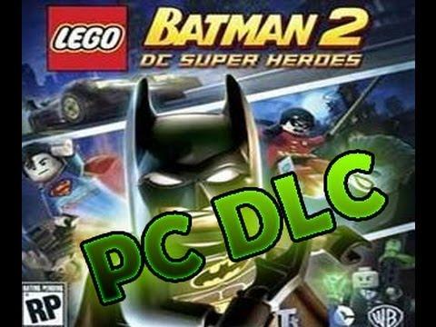DLC characters PC LEGO BATMAN 2 PC VERSION port