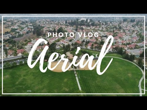 Aerial Photography in Suburbia | Photo Vlog