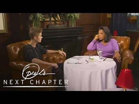 What It's Like to Be Justin Bieber | Oprah's Next Chapter | Oprah Winfrey Network