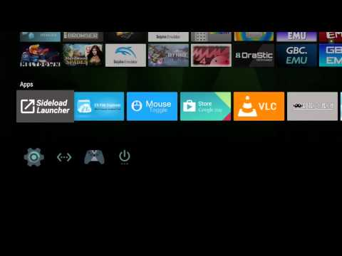 FTP Server Setup / Directory Opus (Shield Android TV)