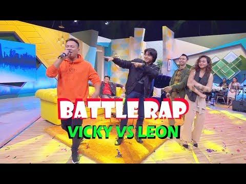 Xxx Mp4 Battle Rap Vicky Prasetyo VS Leon OKAY BOS 11 12 19 Part 3 3gp Sex