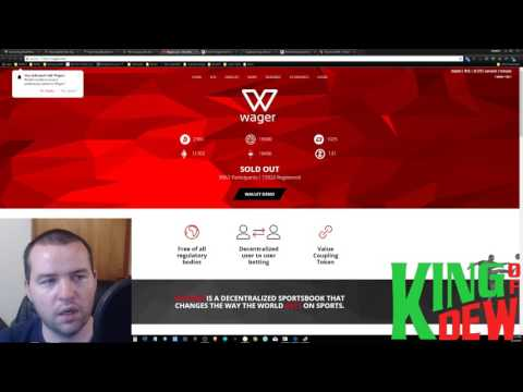 Dew News - Wagerr on Waves - Visa is Hiring for Blockchain - China Hybrid Cryptocurrency - Nem Xem