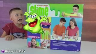 SLIME GROSS DIY GOOP! Kit with Eyes, Glitter and Beads Slime Messy Children