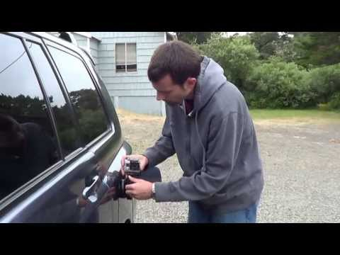 How to Mount a GoPro Suction Cup to a Car - POV Footage of 7 Different Places