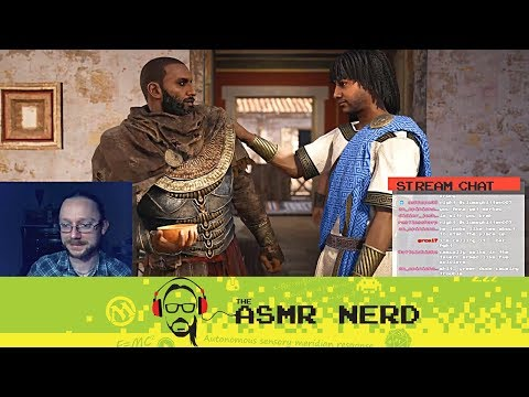 Twitch Archive | ASMR-ish Let's Play Assassin's Creed Origins | 1