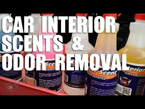 Car Interior Scents And Odor Neutralizers