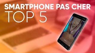 TOP5 : MEILLEUR SMARTPHONE PAS CHER (2018)