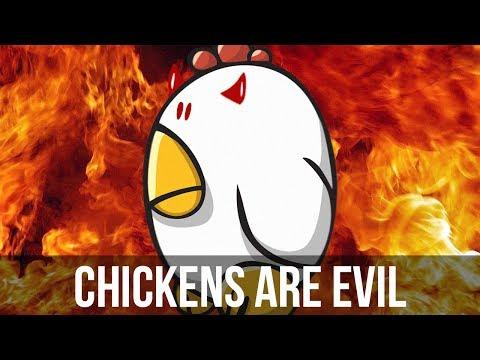 CHICKENS ARE EVIL (Resident Evil 4) | catabot