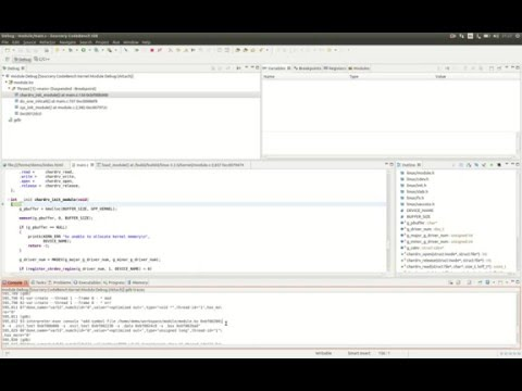 Kernel Module Debugging with Sourcery CodeBench