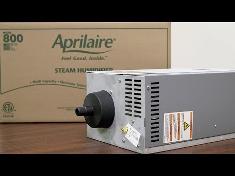 Aprilaire Model 800 Steam Humidifier