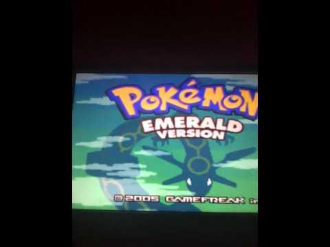 Pokemon Emerald Psp FAILED!