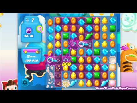 Candy Crush Soda Saga Level 283 No Boosters