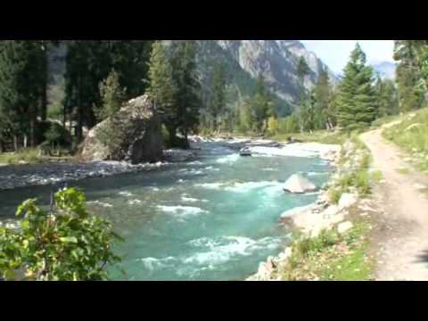 Black water & white water in Kumrat Valley Part - 5 Dir North Pakistan.
