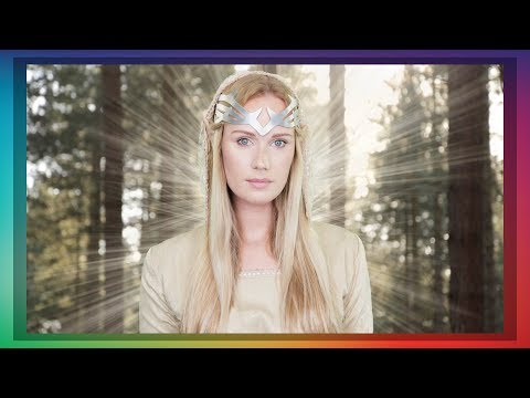 ASMR LOTR GALADRIEL Takes Care of You ( personal attention role play )