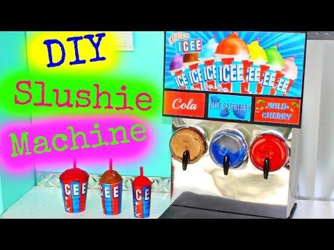 DIY American Girl Doll Slushie Playset
