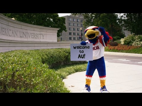 Explore, Connect, Grow: Welcome to American University