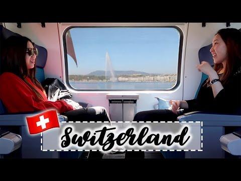 Arriving in Geneva & Exploring Bern   SWITZERLAND