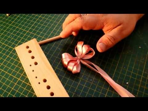 Using a simple Bow Maker